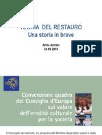 01. Anna Anzani__Teoria Del Restauro
