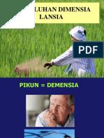 penkes Dimensia Ppt