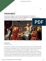Falacias Lógicas _ Ciencia _ EL PAÍS