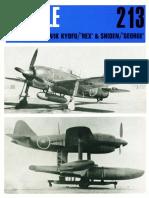 [Aircraft Profile 213] - Kawanishi Kyofu, Shiden and Shiden Kai variants.pdf