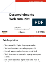 Curso Desenvolvimento Web Com .Net