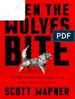 When the Wolves Bite Two Billionaires One Company and an Epic Wall Street Battle