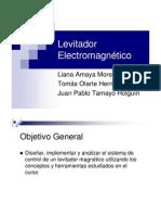Trabajo Levitador Electromagnetico Presentacion