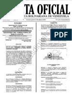 Gaceta Extraordinaria 6192 Resoluciones Cosméticos 4ta Parte