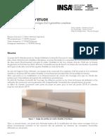 Synthèse de PFE Arnaud PAYN