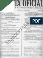 Gaceta 40394 Resolución Ministerio Agricultura Tierras