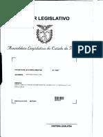 Proj Lei Comp 1 Dep Paulo Litro