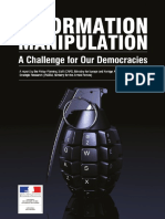 Information Manipulation - A Challenge for Our Democracies