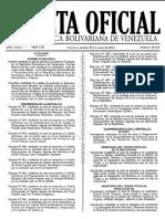 Gaceta 40415 Normas y Condiciones para Servicios Audiovisuales