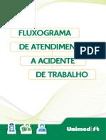 Unimed-bh-cartilha Fluxograma Acidente Do Trabalho
