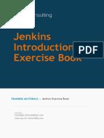 Jenkins Foundations Exercises