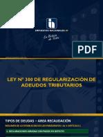Presentación_programa de Regularización 2018