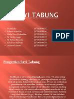 PPT BAYI TABUNG