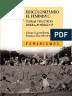 Liliana Suarez, Rosalva Aida (Eds.) - Descolonizando El Feminismo