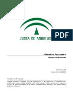 PPO Proyecto Modulo VersionSoftware Plan Pruebas OET