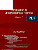 1 SpectroChemistry
