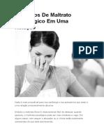 30 Signos De Maltrato Psicológico Em Uma Relação.docx