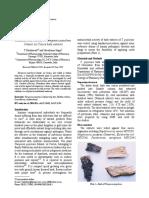 5. Antimicrobial Activity of Thespesia Populnea Soland. Ex Correa Bark Extracts