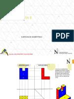 geometria ISOMETRICO