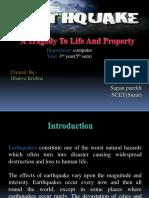 EARTHQUAKE. DRR. 02
