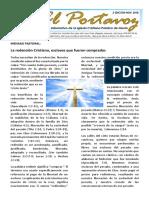 El Portavoz- Boletín 1 Octrubre 2018