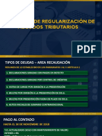Ley 1105 Perdonazo Tributario 2018