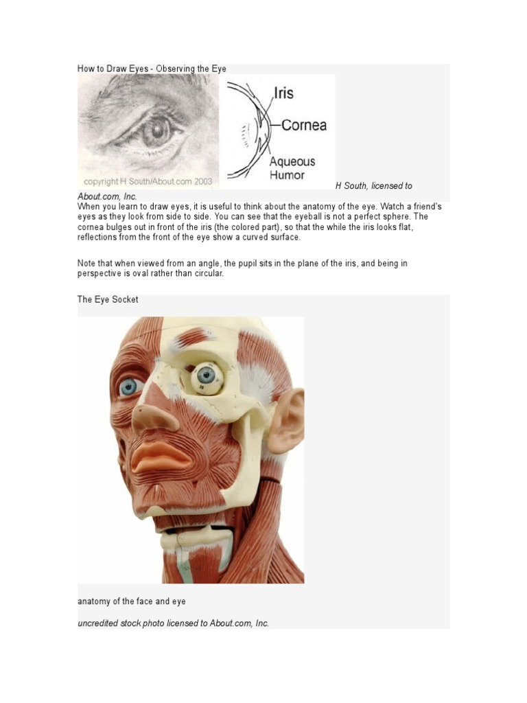 286819035-How-to-Draw-Eyes | Drawing | Eye