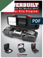 Powerbuilt Installer Kits Programm Catalog