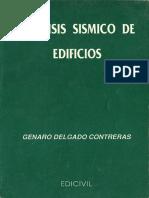 Análisis Sísmico de Edificios - Genaro Delgado Contreras (1)
