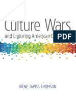 Culture-wars and Enduring American-dilemmas by Irene Taviss Thomson [2011]