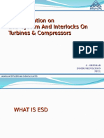 ESD & Turbine 1