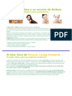 FLP Mas Beneficios Del Aloe Vera
