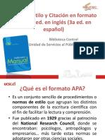 Resumen Formato APA
