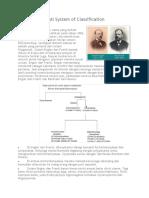 Engler Dan Prantl System of Classification