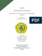 Laporan Keuangan Dan Perpajakan