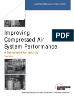 Improving Compressed Air-Sourcebook