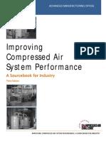 Improving Compressed Air-Sourcebook