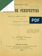 Dibujo de perspectiva · Hernan Krüsi (1902)
