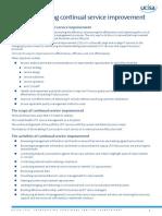 ITIL_Introducing Continual Service Improv PDF