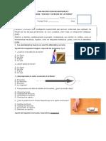 EVALUACION 7° FUERZA Y PRESION