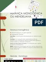 Heranca monogenica
