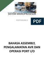 SISTEM MIKROPROSESOR 2.pptx