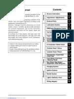Manual Daelim  125  S2