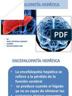 Expo Encefalopatia Hepatica Dr Contreras
