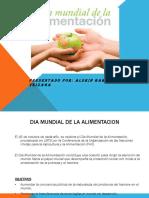 Presentacion Dia Mundial de La Alimentacion