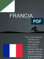 francia ppt