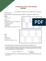 Muestreo y cuantificación de una señal analógica con MatLab.docx