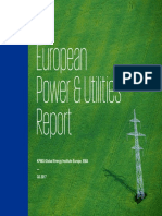European Power and Utilities Report KPMG
