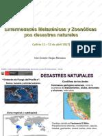 Zoonosis vs Desastres Final Cañete