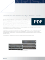 Arista 7280 Switch Architecture